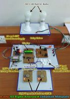 A Model of Automatic Traffic Light Switching