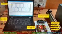 RLS HArmonic Estimation Using Arduino Due - 2
