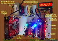 PMU - Power Supply Module