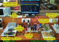 PMU - Laboratory Setup of the Prototype Phasor Measurement Unit